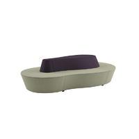 Customized modern design office fabric modular sofa furniture